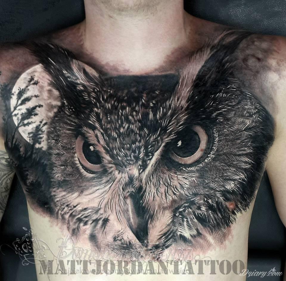 Co Oznacza Zwierzę Na Tatuażu Część 1