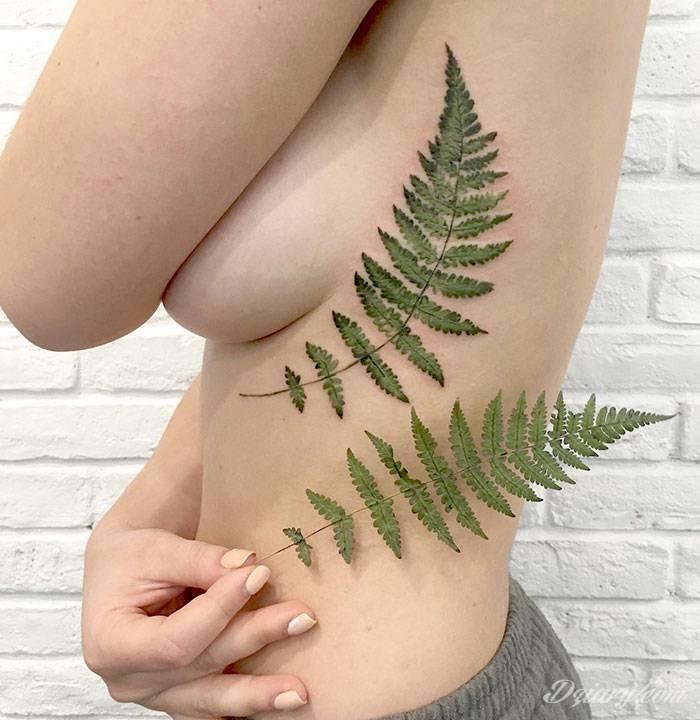 Czy Można Wykorzystać Kwiaty Do Tatuażu