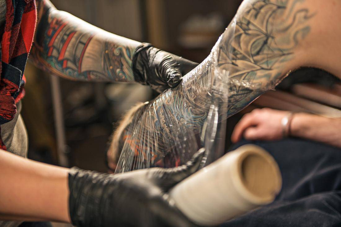Proces Gojenia I Pielęgnacji Tatuażu
