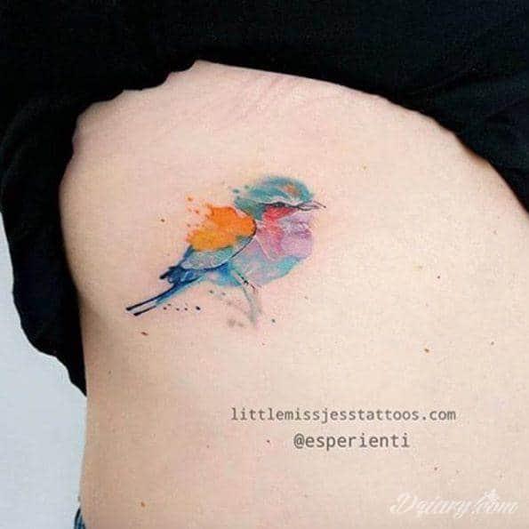 Ptasie Tatuaże Czyli Kilka Słów O Symbolice Ptaków