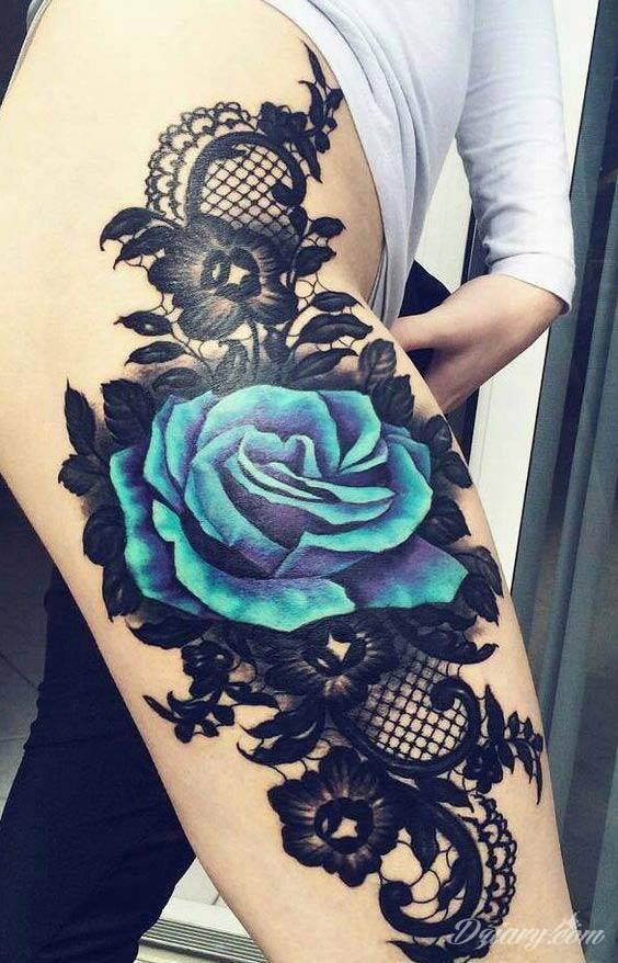 Tatuaż Róża Symbolika I Znaczenie