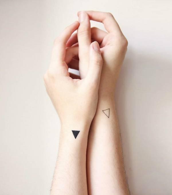 Tatuaże A Trendy Rok 2018 To Minimalizm
