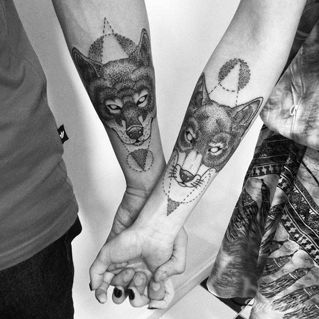 Tatuaże Dla Par Przepiękne Inspiracje