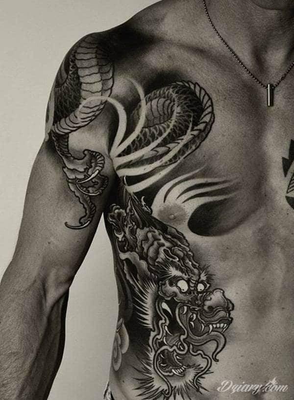 Tatuaże Smoki Wzory I Znaczenie