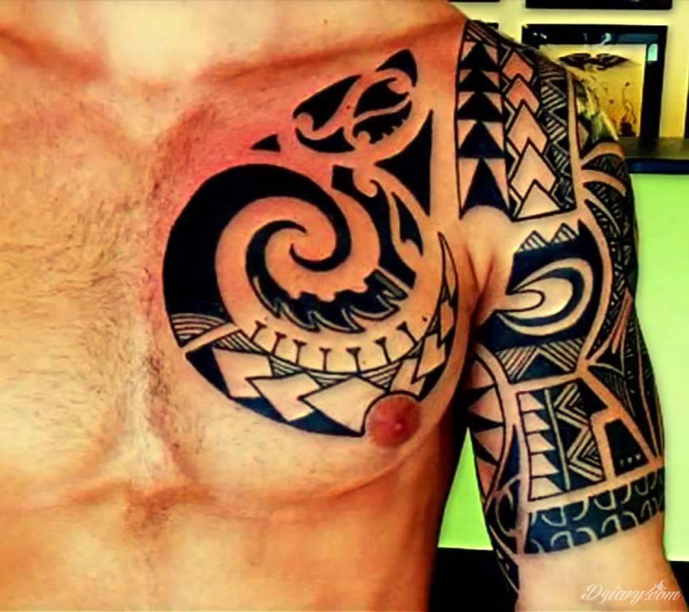 Tatuaże Tribal Wzory I Trochę Historii