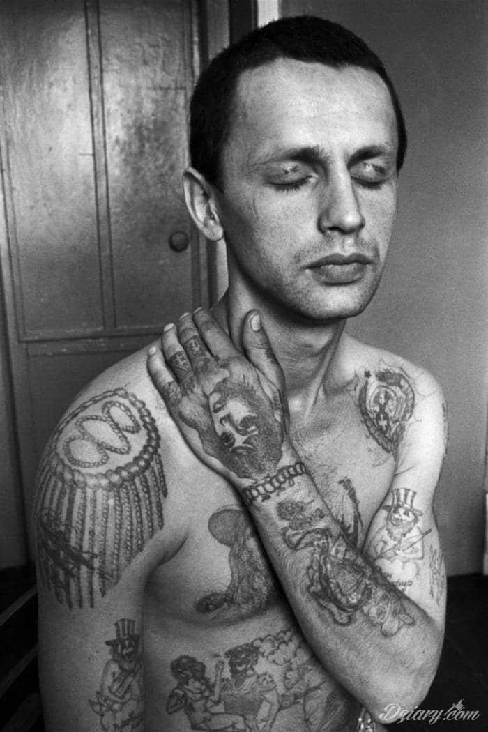Tatuaże Więzienne Rodzaje I Znaczenie