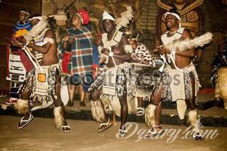 Afrykańskie tatuaże tribalowe
