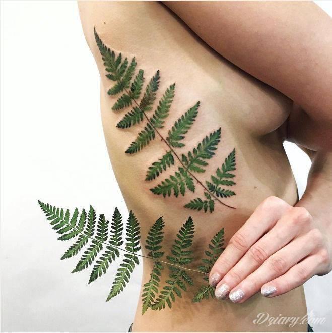 Na pewno nie raz spotkaliście się z przepięknymi tatuażami, które...