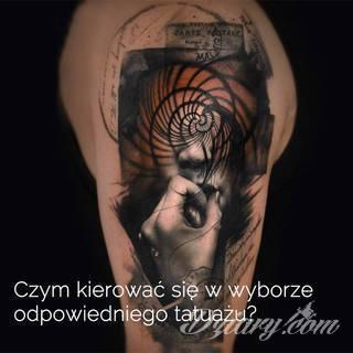Czym kierować się w wyborze odpowiedniego tatuażu?