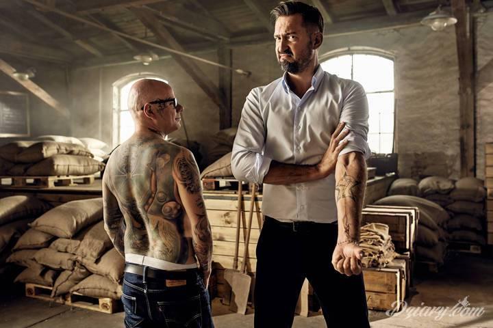 Demiurg tatuażu. Poznaj człowieka, który wie o nim wszystko