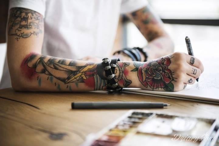 Jeśli jesteś nowicjuszem w świecie tatuażu, te wskazówki na pewno...