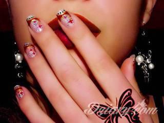 Tatuaże Paznokcie Wzory I Galeria Tatuaży