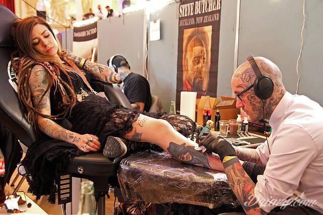 Jak pielęgnować nowy tatuaż?