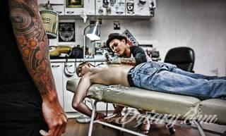 Jak wybrać odpowiedni salon tatuażu?