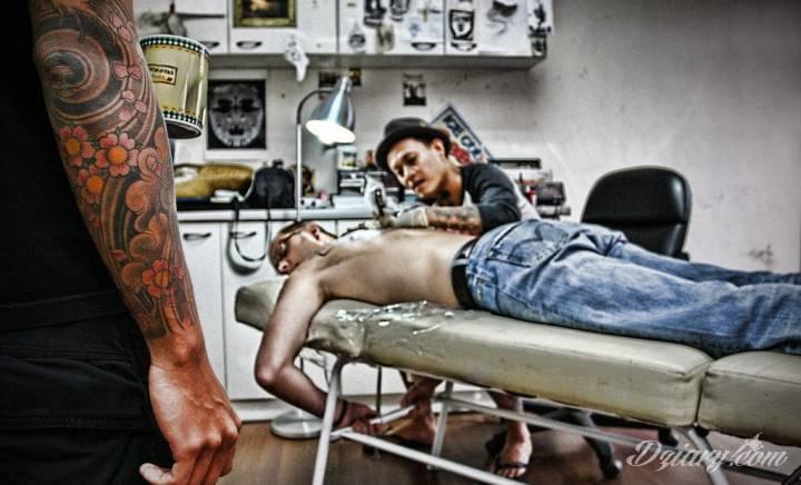 Kiedy zdecydujesz się już na wzór tatuażu, warto zastanowić się...