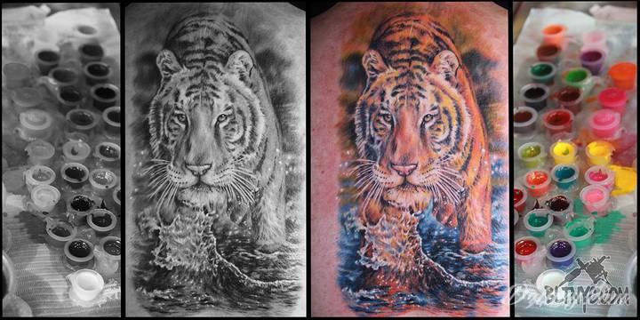 Sztuka tatuażu rozwija się na przestrzeni wieków – jest to...