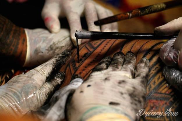 Metody tatuowania