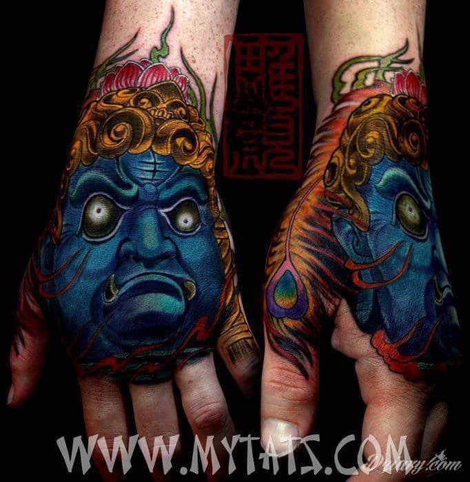 Tatuaż, jak każda forma wyrazu,nie lubi monotonii. Dlatego w ofercie...