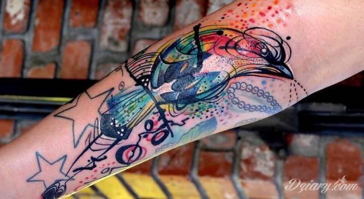 Na co warto zwrócić uwagę, jeżeli chcemy cieszyć się dobrze wyglądającym tatuażem?