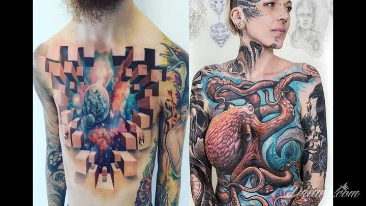 Przyszedł czas, żeby sprawdzić jakie trendy panowały w salonach tatuażu...