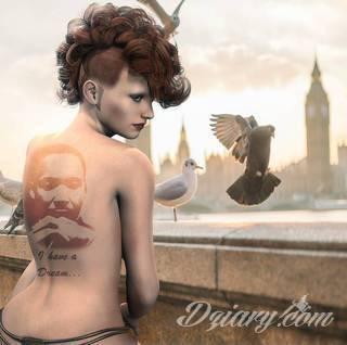 Najpopularniejsze tatuaże na plecach