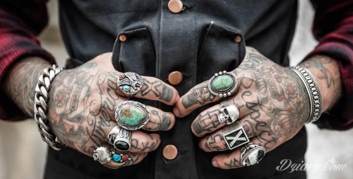 Najpopularniejsze wzory męskich tatuaży na 2017 rok