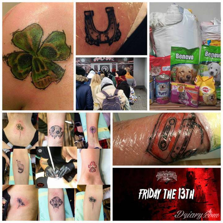 To, że tatuażyści to fajne chłopaki, wiemy nie od dziś....