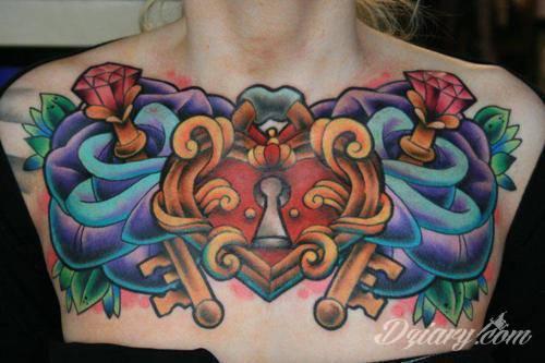 Chociaż tatuatorzy coraz częściej zauważają powrót do stylistyki Starej Szkoły...