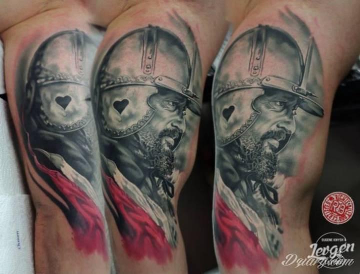 Patriotyczne tatuaże
