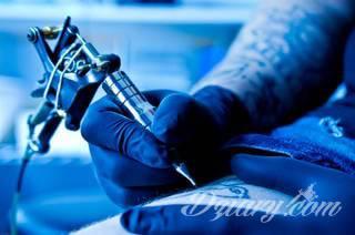 Pneumatyczne maszynki tatuatorskie