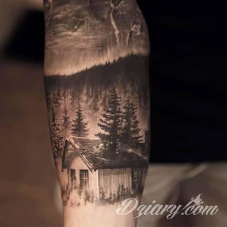 Pomysły na małe tatuaże. Grafiki, które intrygują