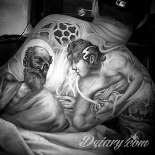 Popularne wzory tatuaży wśród współczesnych chrześcijan