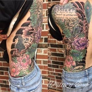Tatuaże Kwiaty Wzory I Galeria Tatuaży