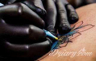 Sterylizacja i czyszczenie sprzętu do tatuażu