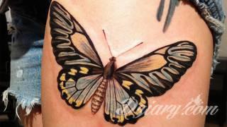 Symbolika motyli w sztuce tatuażu