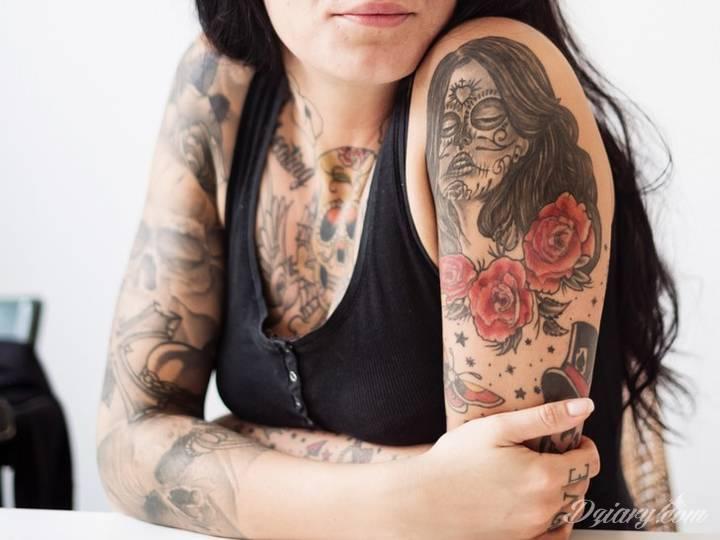 Tatuaż - czy na jednym się skończy? Decyzja o odwiedzeniu...