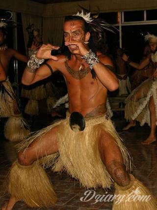 Tatuaż polinezyjski