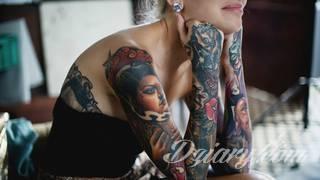 Tatuaż w miejscu pracy