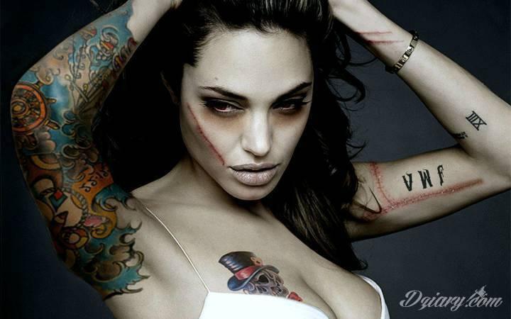 Tatuaże celebrytów