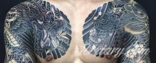 Tatuaże chińskie – wzory i dobór znaków