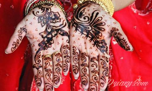 Tatuaże dla niezdecydowanych - henna