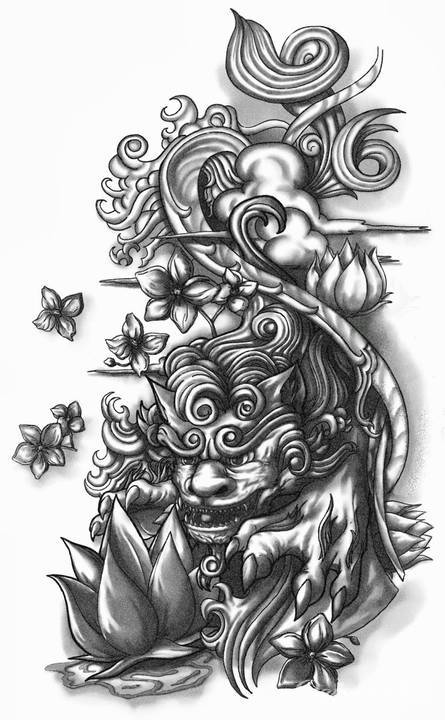 Tatuaże japońskie - wzory i symbole