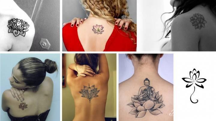 Tatuaże kwiaty i ich znaczenie Mówi się, że należy zwracać...