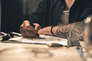 Tatuaże spod igły mistrzów, czyli studio Azazel