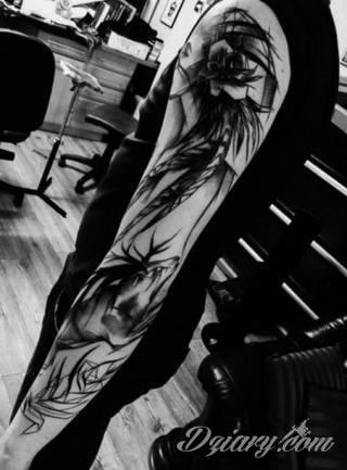 Tatuażowy Blitzkrieg