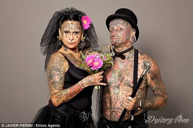Tatuowanie ciała traktowane jest jako artystyczna forma ekspresji dopiero od lat 80. XX wieku