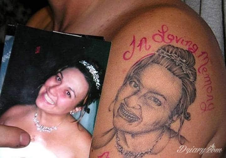 Chociaż zrobienie sobie tatuażu nie jest teraz niczym nadzwyczajnym, nasuwa...