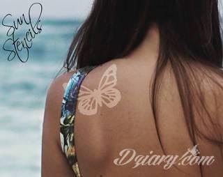 Jak wykonać tatuaż słoneczny?