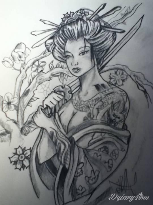 Czasem tatuaż jest nie tylko rysunkiem na skórze, zwykłą ozdobą,...