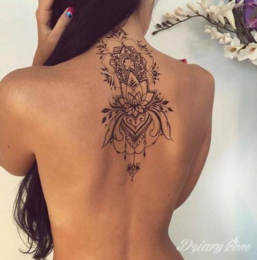 Tatuaże są różne – w sumie można pokusić się o...